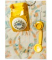 Affiche Yellow Phone 2