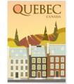 Affiche Québec