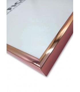 Cadre Aluminium Cuivre