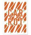 Affiche Carrot