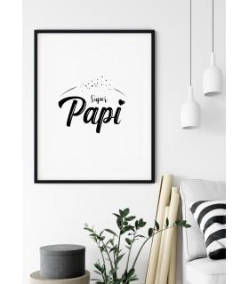 Affiche Super papi