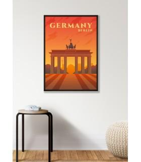 Affiche Allemagne