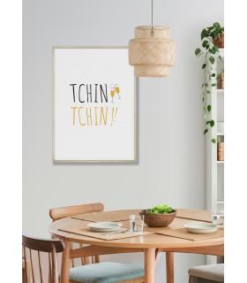 Affiche Tchin Tchin