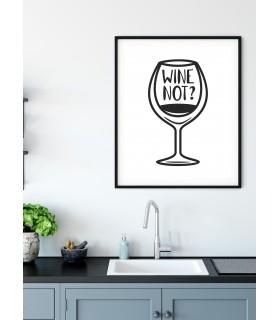 Affiche Wine not ?