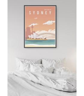 Affiche Sydney