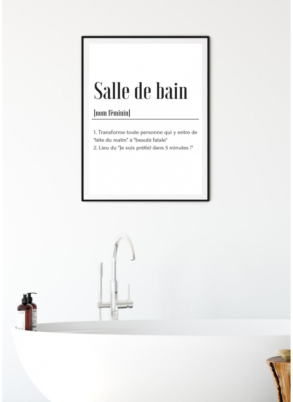 New Une Salle De Bains Meaning
