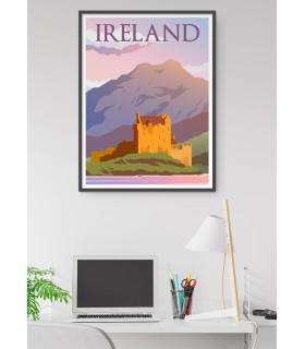 Affiche Irlande