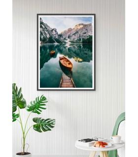 Affiche Nature Lac