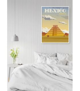 Affiche Mexico