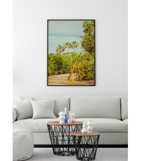 Affiche Lemon Trees