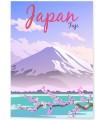 Affiche Japon